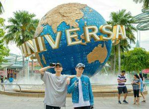 Vé Universal Studios Singapore