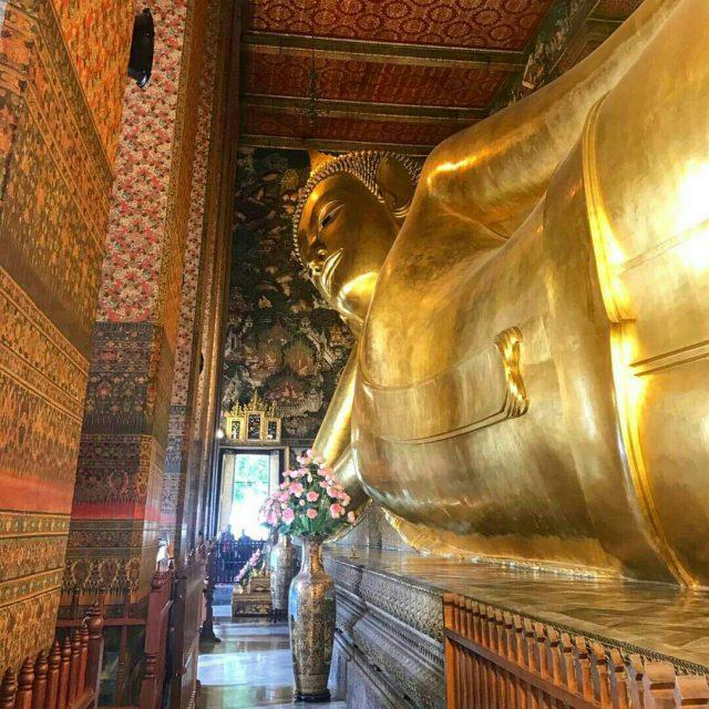 Wat Pho – Chùa Phật Nằm Thái Lan