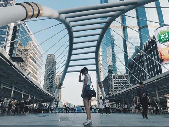 địa điểm check-in miễn phí ở Bangkok