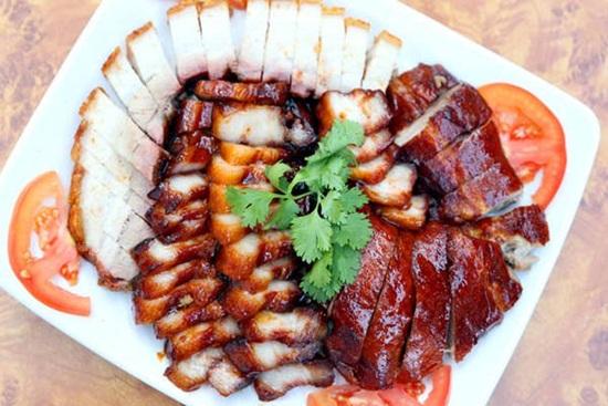 Món ăn hấp dẫn tại phố ẩm thực Chinatown khi đi du lịch Singapore