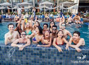 Nghỉ dưỡng ở Tanjong Beach Club và công viên mạo hiểm MegaZip