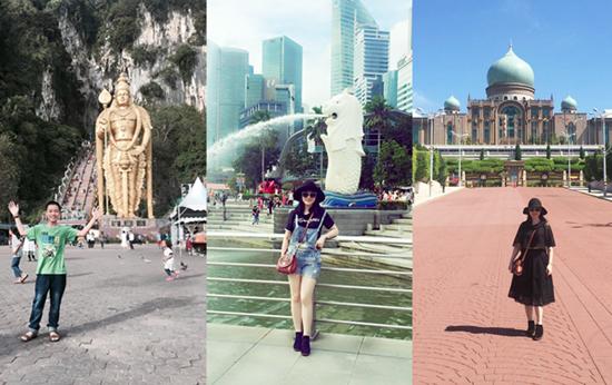 Kinh nghiệm đi du lịch Sigapore tự túc