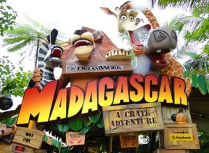 Cách đi Universal Studios Singapore