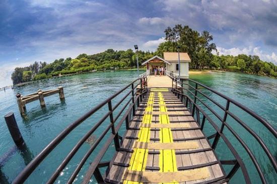 Ghé thăm một vài hòn đảo hoang sơ ở đảo quốc sư tử