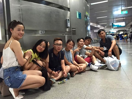 Review du lịch Singapore 2018 của kite travel