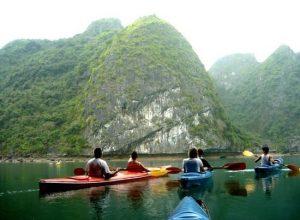 Kinh nghiệm du lịch đi thăm vịnh Lan Hạ