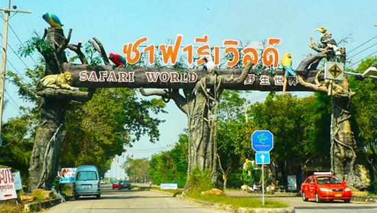 Kinh nghiệm du lịch tại vườn sở thú safari world bangkok