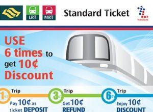 Phương tiện di chuyển MRT ở Singapore