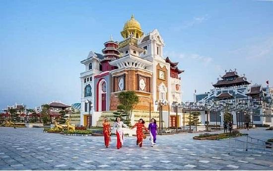 Kinh nghiệm đi công viên Châu Á - Sun World Asia Park Đà Nẵng