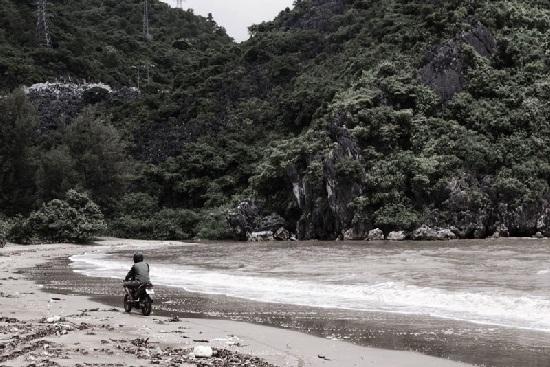 du lịch cát bà tự túc bằng xe máy
