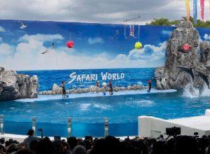 Vườn thú mở tự nhiên Safari World Bangkok lớn nhất Châu Á