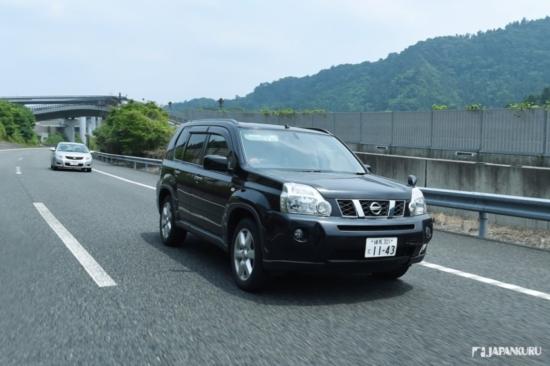 Cho thuê xe ô tô ở Nhật xuất phát từ Tokyo, Osaka