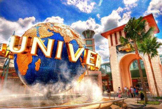 Kinh nghiệm đi universal singapore