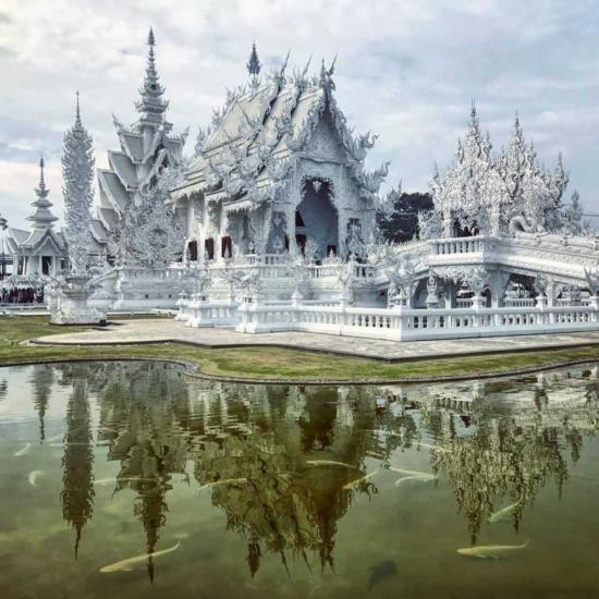 những điểm du lịch Thái Lan