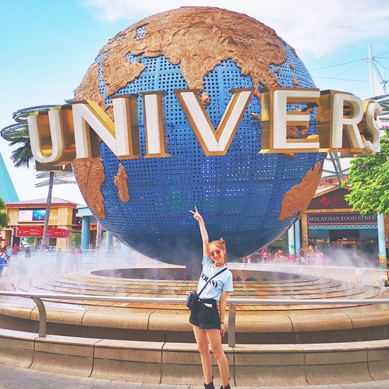 Universal studio singapore có gì