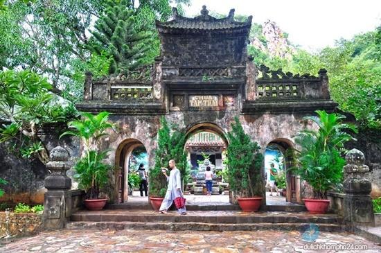 Giá vé tham quan Ngũ Hành Sơn Đà Nẵng
