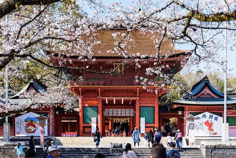 đền fuji san