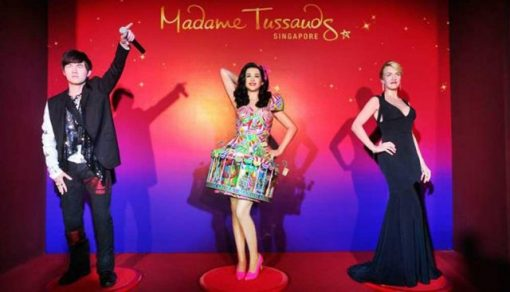 Vé Madame Tussaud and Images of Singapore Museum