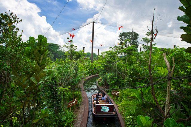 Vé River Safari Singapore