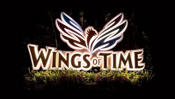 Vé Wings of Time Singapore