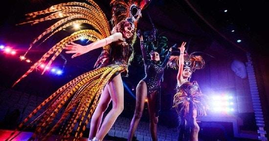 Alcazar Cabaret show Pattaya