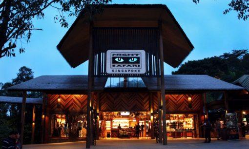 Vé Night Safari Singapore giá rẻ
