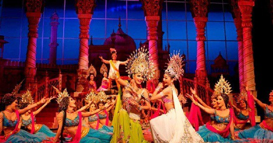 Tiffany show Pattaya