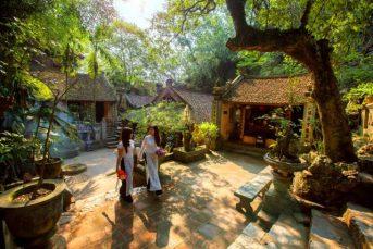 tour du lịch chùa thầy