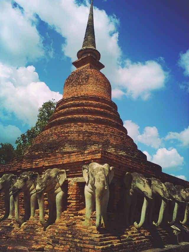 Tour tham quan Ayutthaya
