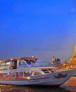 Vé Ăn tối trên du thuyền White Orchid