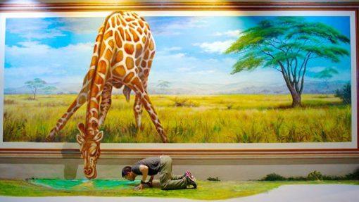 Bảo tàng Art in Paradise Pattaya