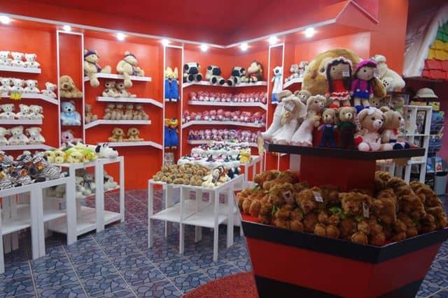 Vé bảo tàng gấu Teddy Museum Pattaya