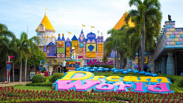 Vé Dream World Bangkok