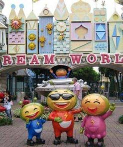 Vé Dream World Bangkok