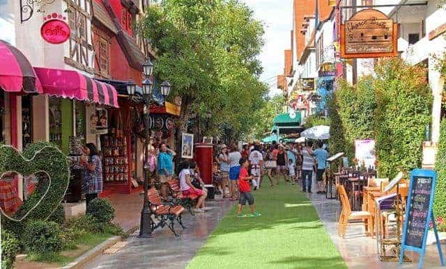 Vé Mimosa City Pattaya