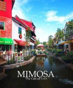Vé Mimosa City Pattaya