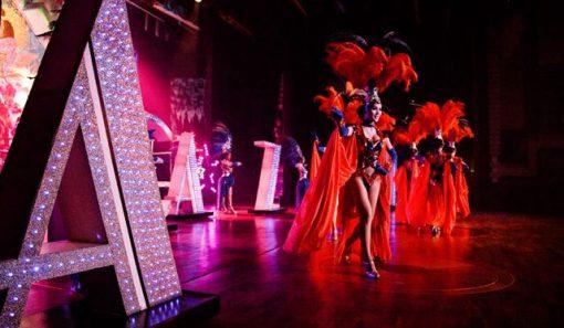 Vé show Alcazar Cabaret