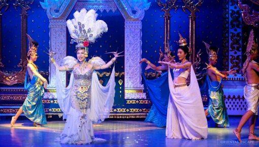 Vé Show Calypso Cabaret Bangkok