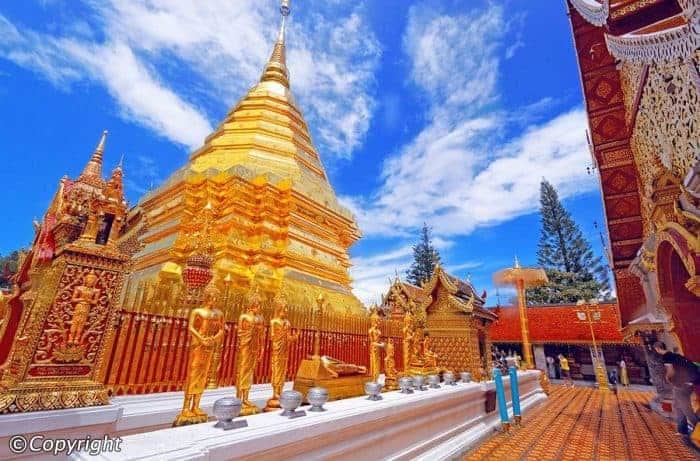 Tour Wat Phra That Doi Suthep Chiang Mai