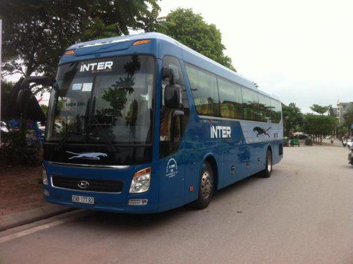 Xe Bus Hà Nội - Sapa / Sapa - Hà Nội