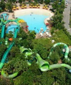 Vé adventure cove waterpark singapore