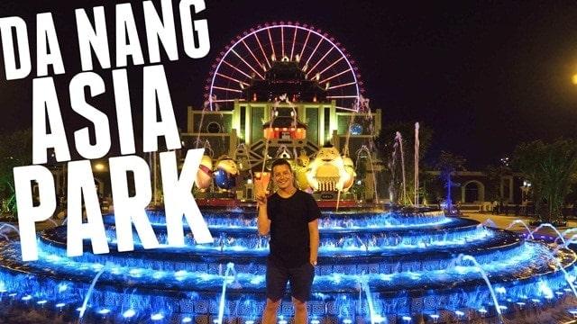 Vé Asia Park Đà Nẵng