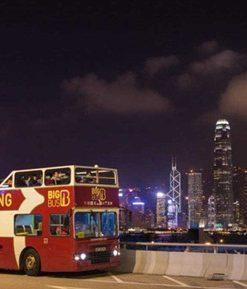 Big Bus Tours Hong Kong