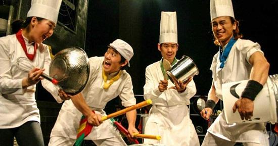 Chương trình Nanta Hàn Quốc