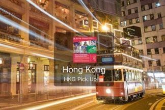 Sim 3G/4G Dùng Ở Hong Kong (Nhận Tại Sân Bay Hong Kong)