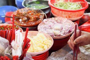 Tour trải nghiệm thức ăn ở Kuala Lumpur