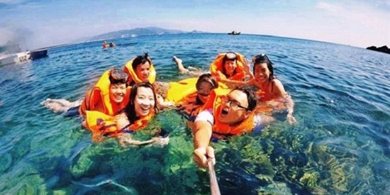 Tour du lịch Quy Nhơn - Đảo Hòn Khô - Lặn Ngắm San Hô