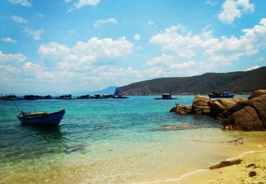Tour du lịch Quy Nhơn - Đảo Kỳ Co - Đảo Hòn Khô