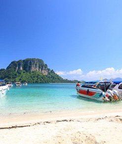 Tour 4 Đảo Trong Ngày ở Krabi