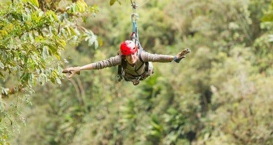 Vé Công Viên Krabi Tree Top